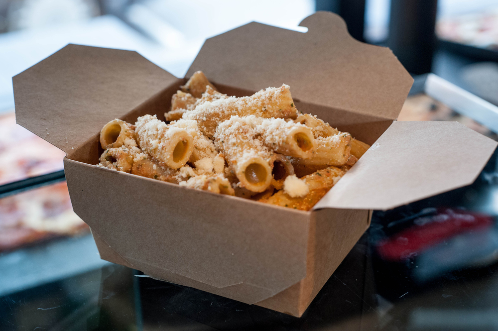 Comfort food: pasta