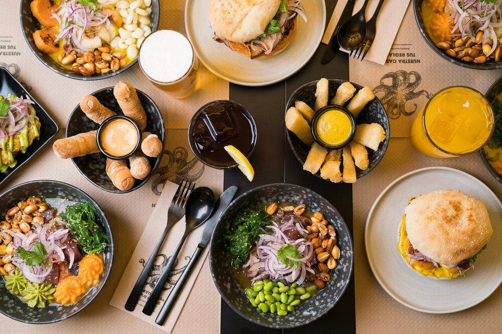 Distrito Ceviche food 1