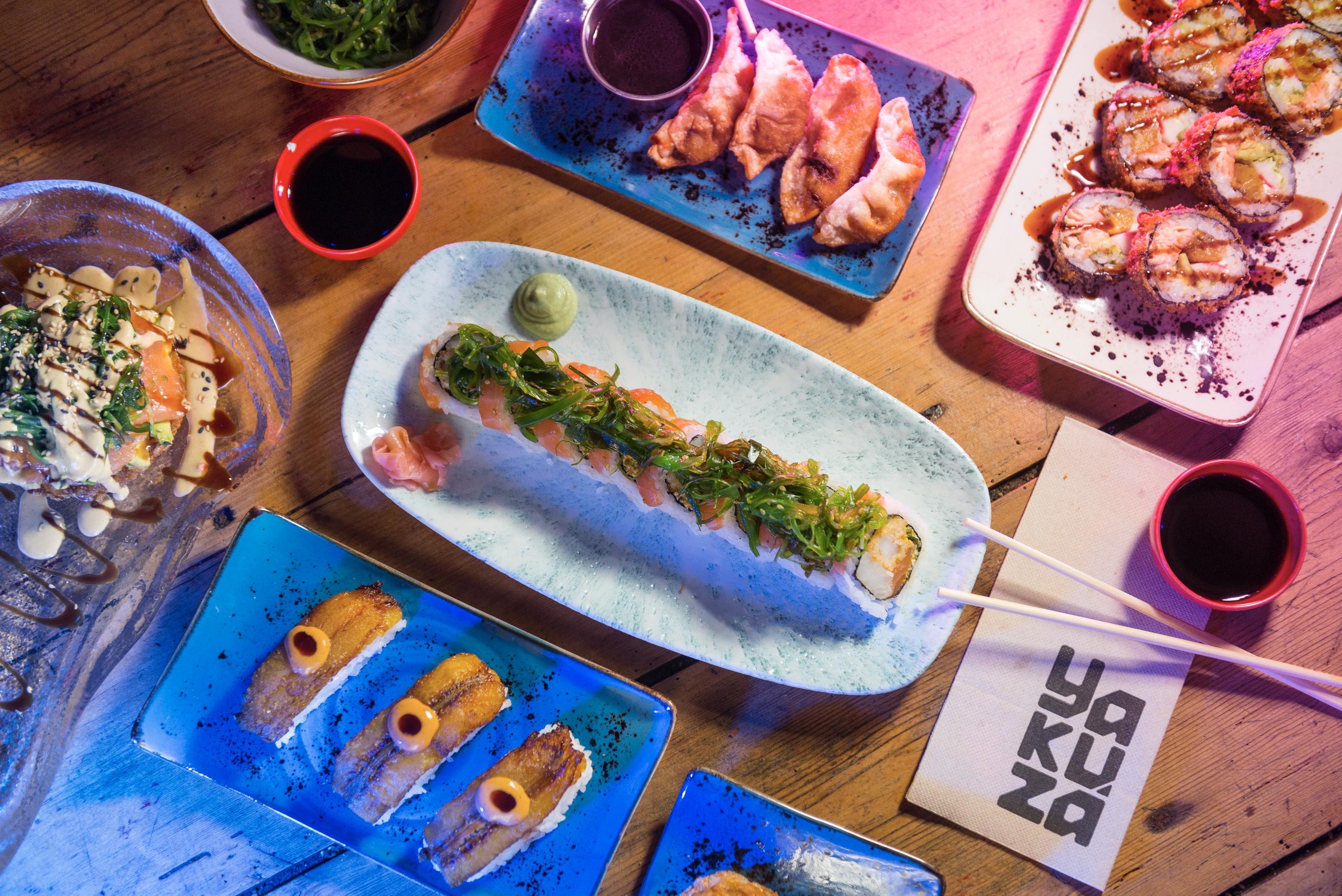 Sushi Yakuza