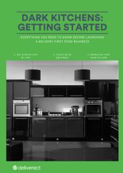 Dark kitchens: getting started