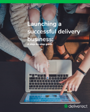 Launching a successful delivery business